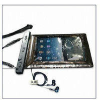 waterproof case for tablet PC mobile phone smart phone