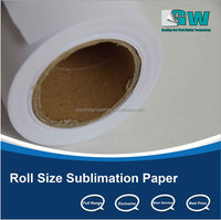 "70g 64"" 1620mm Sublimation Printing Paper For Textile and Fabric (Manufacturer)"