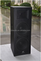 "Dual 15""-2Way Passive PA/ concert Stage Speaker (JQa215)"