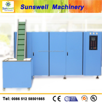 Sunswell high cost-performance plastic extrusionblow moulding machine