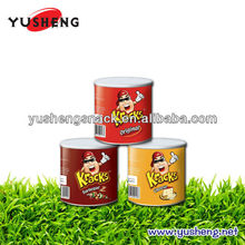 Wholesale canned Crunchy Potato Crisps