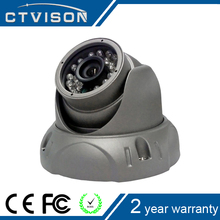 1080p camera case Doem 3.6mm 1/3 CMOS Security Camera Metal Indoor Home Security Surveillance Dome Camera IR Cut 24 Infrared LED