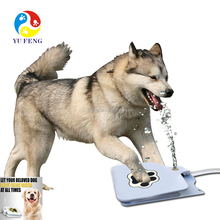 best selling pet products concrete feeders portion control containers automatic pet water feeder