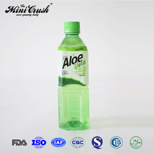 500ml Popular Aloe Vera Beverage Soft Drink With Pulp