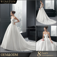 Hot China supplier wedding dresses cascade