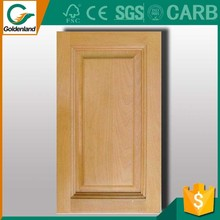 high quality melamine moulded HDF door for Interior