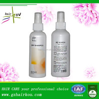 GMPC Factory High Quality Hair Dry Scalp Shampoo,Easily Wah Your Hair Clearly Without Water