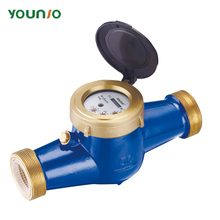 Younio Multi Jet Semi Liquid Sealed Type Long Durable Water Meter Mid Certified DN 50