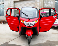 Hot sale multifuction three wheel electric tricycle car made in china