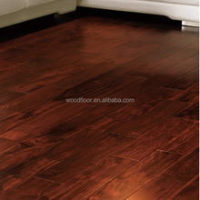 Exotic Hardwood flooring UV coating Solid Acacia wood Flooring
