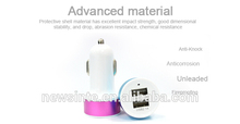 New design 5v 2 amp car charger with A++ quality