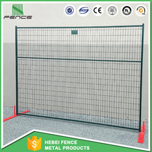 alibaba china supplier Cheap galvanized free standing portable temporary fencing for dogs