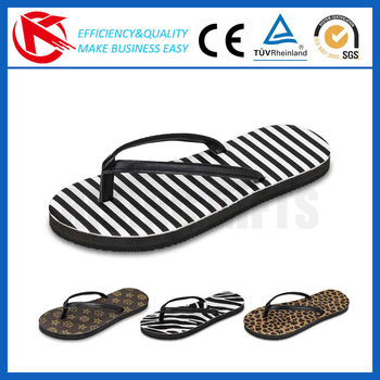 Sublimation flip flop, flip flop slides sandals