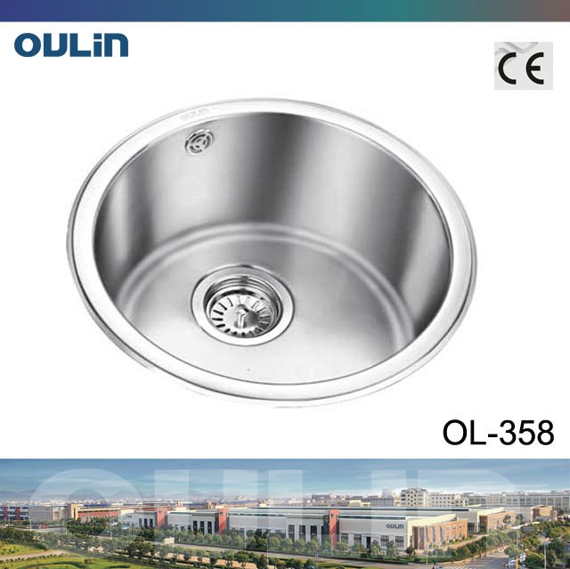 OULIN kitchen sink stainless steel kitchen units OL-358