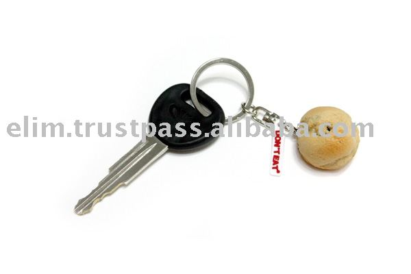 G2005 Choco Ball Fashion Key Chain