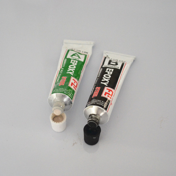 soft clear epoxy resin ab glue