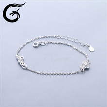 sterling silver925 bracelet charms wholesale of S925 jewelry