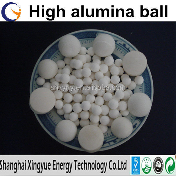 High Alumina Ball For Petrochemical Industry