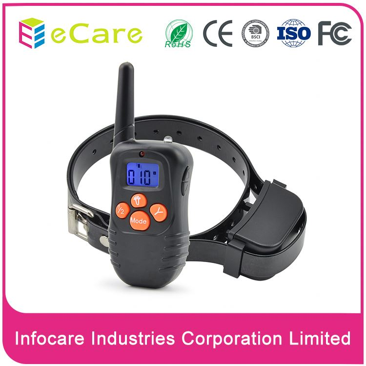 Fashionable wholesale lcd dog electronic shock training collar suppliers