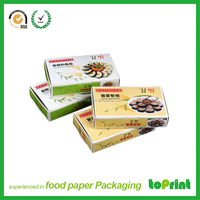 Made In China manufacturer good quality food sushi packaging box
