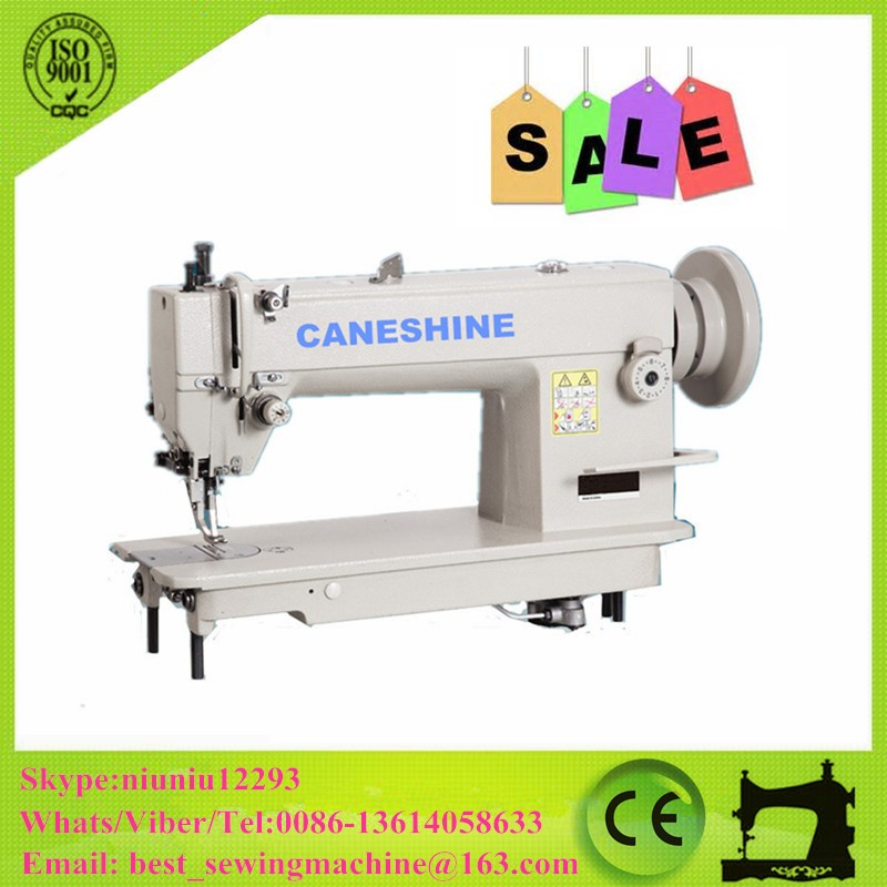 Top and Bottom Feed Walking Foot Sewing Equipment Price/Sewing Device Price for Medium and Heavy Material CS-0303