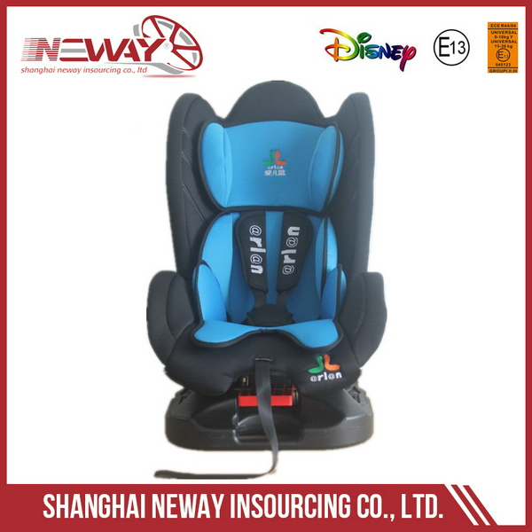 Top level professional safety baby car seats racing