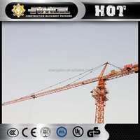 XCMG 8 Ton Moving Tower Crane Price QTZ100 (6013Y-6)