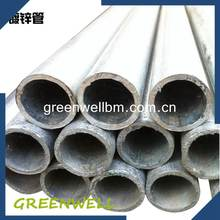 Best price first Grade heavy class galvanized steel pipes