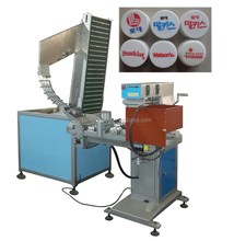 Auto Plastic Bottle Caps Printing Machine