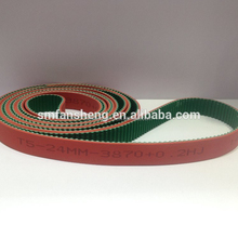 T5 Timing Belt For Ceramics,Timing Belt With Green Fabric