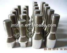 Gr5 titanio wheel lug bolt