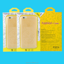 Plastic and Paper Generic Outter Cell Phone Packages mobile phone case packaging box