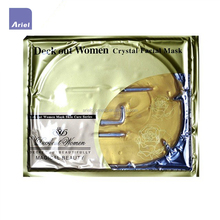 Wrinkle removal Moisturizing Gold facial mask collagen mask