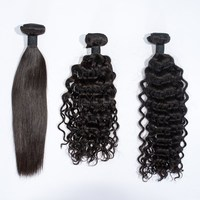 8 inch hair wholesale pure indian remy virgin human hair weft