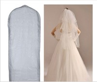 Foldable Easy Carry Waterproof Wedding Dress Cover Wholesale Price Garment Bag MG186