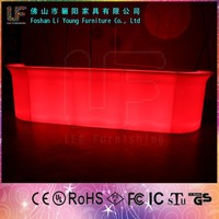 Wholesale Plastic Rechargeable Waterproof Luminous LED Shiny Home And Night Club Fashion And Luxury Light Bar Counter