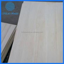 Bleached Paulownia Lumber for Sale
