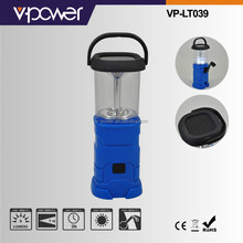 5 LED Solar Camping Lantern Light