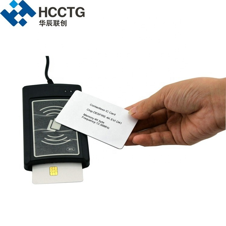 Contactless IC Multi NFC ACS Smart Card Readers ACR1281U-C1