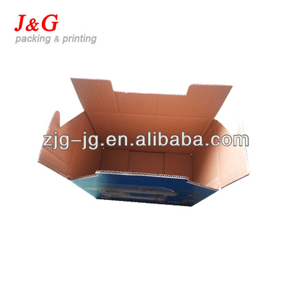packaging box for sewing machine