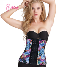 High Quality Plus Size Women Sexy Rubber Latex Waist Trainer Oem Fitness Corset For Weight Loss