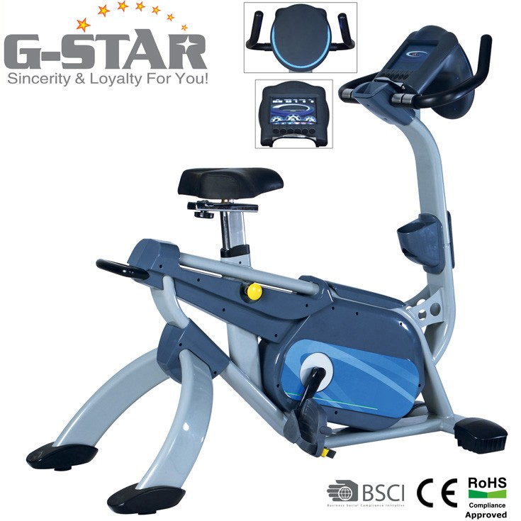 GS-9002W 2019 Hot Commercial Self-generation Bike for Gym Fitness