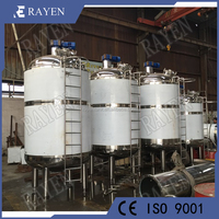 SUS316L Stainless Vessels Reactor Chemical