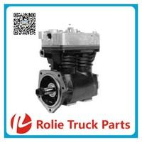 VOLVO hevay duty truck parts oem 1628593 8112594 truck spare parts 12v dc air conditioner compressor price