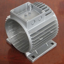 CNC machining parts motor Aluminum shell