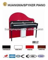 HUANGMA HD-8812 upright digital piano for behringer digital piano