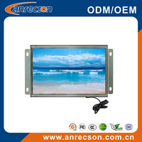 Touch screen LED backlight portable USB 7 inches tft lcd color monitor