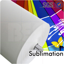High quality waterproof 100% polyester canvas roll inkjet for digital printing