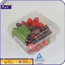 Transparent Disposable Plastic Fruit And Vegetable Container