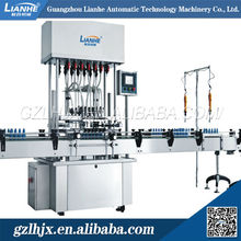 security and environmental protection of semi-auto cream filling machine
